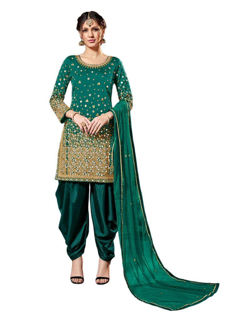 Get Ready For The Upcoming Festive And Wedding Season With This Heavy Designer Suit