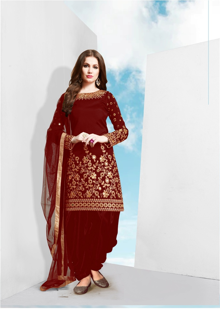 Royal heavy Patiala Suits