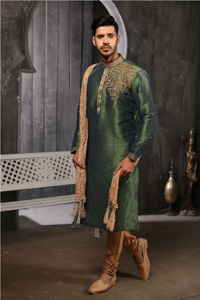 Designer style kurta payjama for looking smater