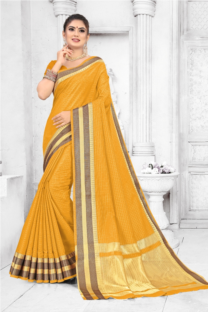 This Saree Is Fabricated On Orgenza Silk Paired With Art Silk Fabricated Blouse Saree